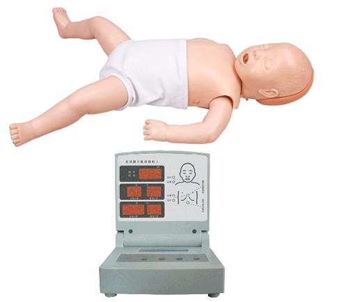 高级婴儿电脑心肺复苏模拟人